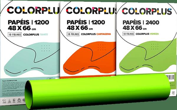 Cartolinas Colorplus