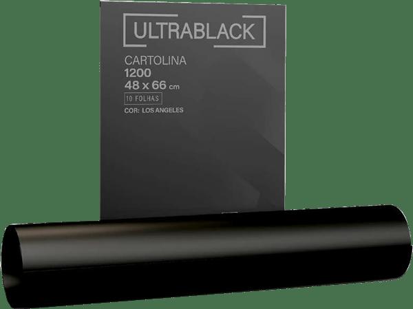 Cartolinas Ultrablack